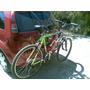 Porta Bike Ii De Lucca -p/ 2 Bicicletas!!