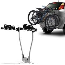 Suporte Transbike De Engate Eqmax B3x Com Cinta Para 3 Bikes