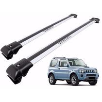 Travessa De Teto Suzuki Jimny - Rack Bagageiro Aluminio