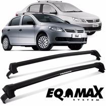 Rack Automotivo Eqmax Wave Gol G5 Preto