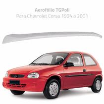 Aerofolio Corsa Tgpoli 2p 94 95 96 97 98 99 00 01 02 Prata