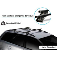 Travessa Teto 307 Sw Wagon Peugeot - Rack Thule