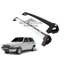 Rack Fiat Uno 04 Portas Bagageiro Rack De Teto Em Aluminio