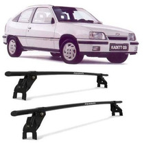 Rack Carro Gm Kadett 92 Até 98 Teto Automovel Aço Eqmax