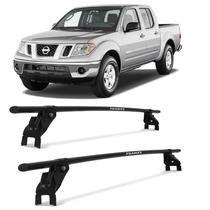 Rack Carro Nissan Frontier 08 /... Teto Automóvel Aço Eqmax