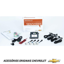 Kit Sensor Estacionamento Ré Original Gm Cruze Hatch E Sedan