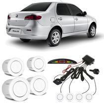 Sensor De Estacionamento Fiat Siena Branco Banchisa