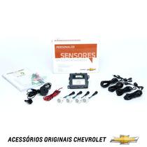 Kit Sensor Estacionamento Ré Original Gm Zafira