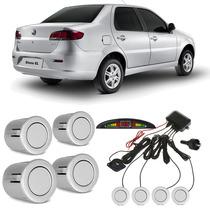 Sensor De Estacionamento Fiat Siena Prata Bari