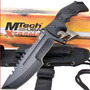 Faca Tatica Mtech Xtreme Fighting Tanto Combat Groove