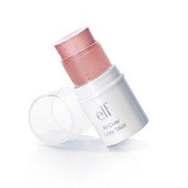Elf All Over Color Stick 4g Iluminador Rosa Pink Em Bastao L