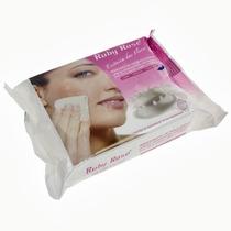 Lenço Demaquilante, Removedor Maquiagem Ruby Rose 25 Lenços
