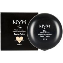 Nyx Twin Cake Powder - Pó Compacto
