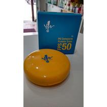 Pó Compacto Com Protetor Solar Fps 50 Yes Cosmetics