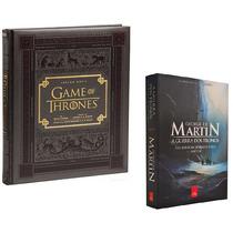 Game Of Thrones: Por Dentro Da Série + Guerra Dos Tronos #