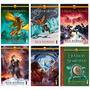 Coleção Os Heróis Do Olimpo (6 Livros) #