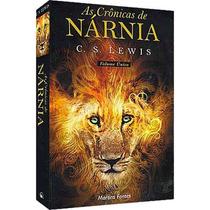 Livro As Crônicas De Nárnia - Volume Único #