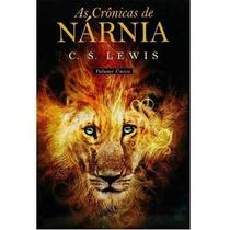 Livro - As Crônicas De Nárnia - Volume Único + Harry Potter