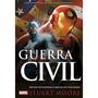 Marvel Guerra Civil - Livro Acompanha Dois Posters Lona