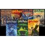 Saga Harry Potter 7 Livros Novos