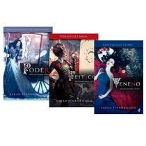 Coleção Box Saga Encantadas 3 Livros Veneno, Feitiço E Poder