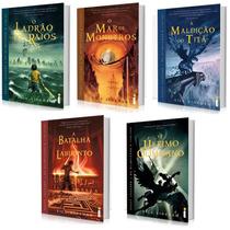 Coleção Percy Jackson & Os Olimpianos (5 Livros)