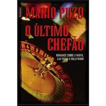 Livro - O Ultimo Chefão - Mario Puzo