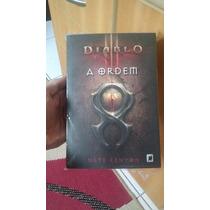 Livro Diablo 3 - A Ordem - Nate Kenyon - Produto Novo