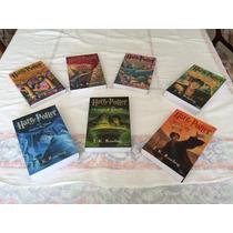 Coleção Livros Harry Potter! Excelente Estado!