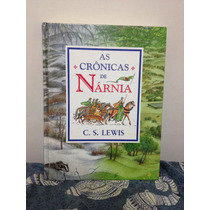 As Crônicas De Nárnia - C.s. Lewis ( Capa Dura )