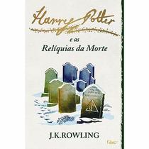Kit Com 3 Livros Harry Potter Edição Limitada - Novos