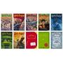 Coleção Completa Harry Potter - Capa Original (10 Livros) #