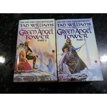 Livros Pocket - Tad Williams To Green Angel Tower - 2 Vols!!