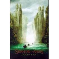 Livro O Senhor Dos Anéis - Volume Único Novo - Frete Grátis
