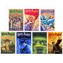 Coleção Livros Harry Potter, Completo, 7 Ebooks Em Português