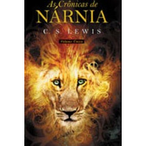 Livro As Crônicas De Nárnia De C.s. Lewis - Novo
