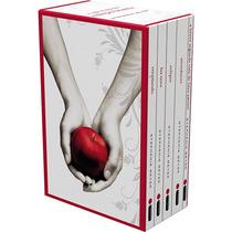 Box Coleção Crepúsculo (5 Livros) #