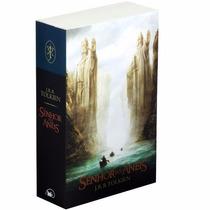 Livro O Senhor Dos Anéis - Volume Único - J. R. R. Tolkien