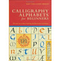 Livro Importado Alfabetos Da Caligrafia Para Iniciantes