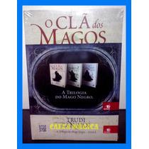 A Trilogia Do Mago Negro Box 3 Livros Trudi Canavan Lacrado