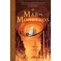 Livro O Mar De Monstros - Percy Jackson (vol. 2) #