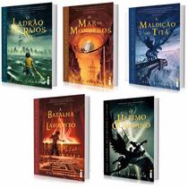 Coleção Percy Jackson & Os Olimpianos (5 Livros) !