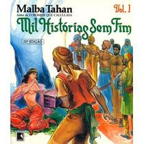 Livro Mil Histórias Sem Fim Volume 1 - Malba Tahan