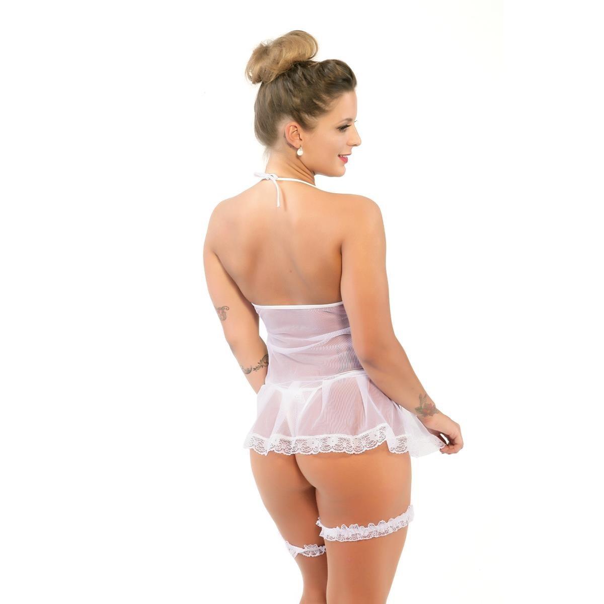 Vestidos sexy pechos desnudos