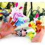 Kit 10 Dedoches Animais Fantoches Infantil Pronta Entrega