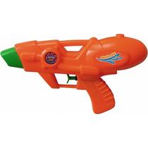 Arma De Água Revolver Laranja