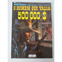 Blueberry- O Homem Que Valia 500.000 Doll.- Meribérica -1990