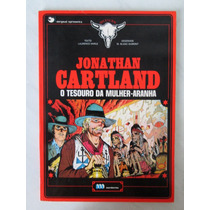 Jonathan Cartland - Tesouro Mulher Aranha - Meribérica- 198?