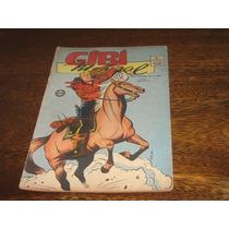 Gibi Mensal Nº 260 Ano: 1963 Rge Com Kid Colt