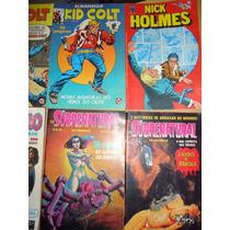 Almanaque Kid Colt Nº 01 -96 Paginas - Editora Rge! Cores